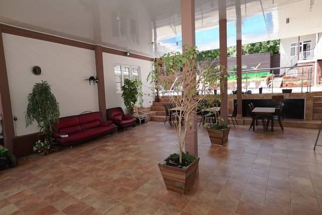 Мини отель мимоза адлер фото